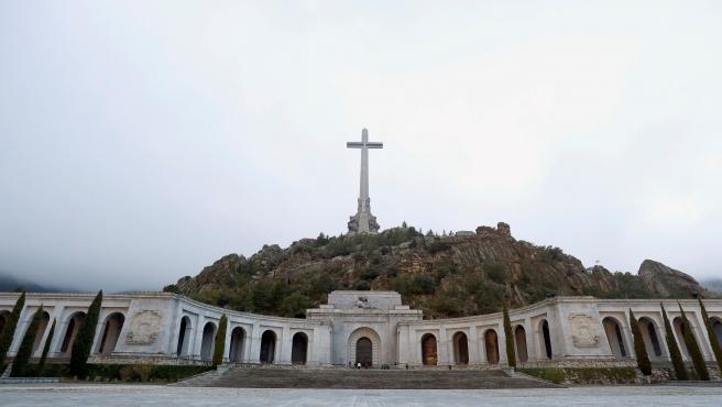 Plano general de la Basílica del Valle de los Caídos