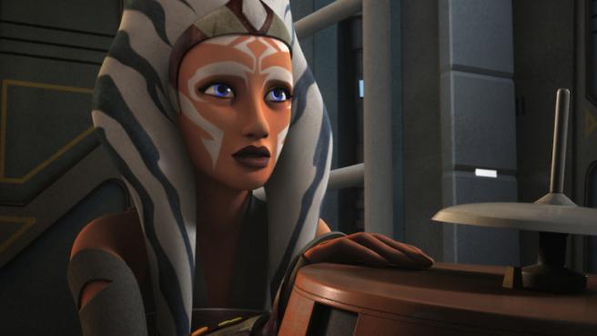 'Star Wars': Ahsoka Tano va a aparecer en 'El ascenso de Skywalker'