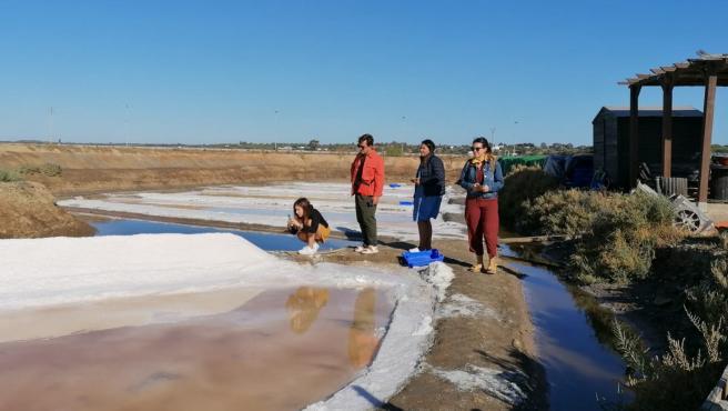 Nota Y Fotos Sobre 'Influencers Trip' De Destino Frontera Y Odyssea Blue Heritage