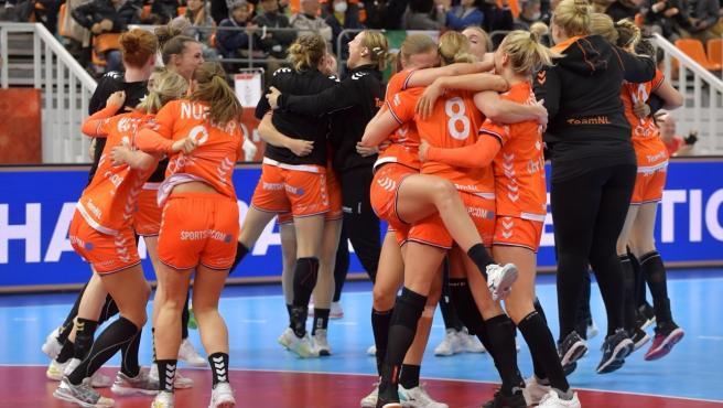 Selección de balonmano femenino de Holanda