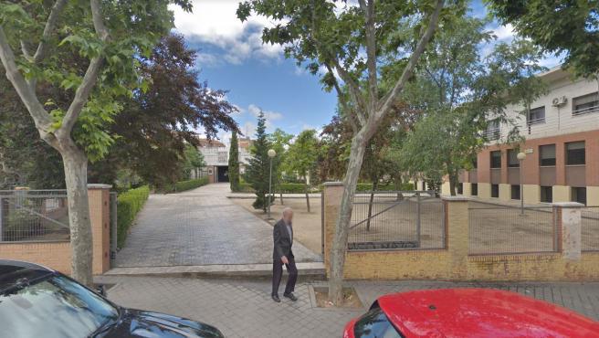 Imagen de la calle Patricio Martínez de Madrid.