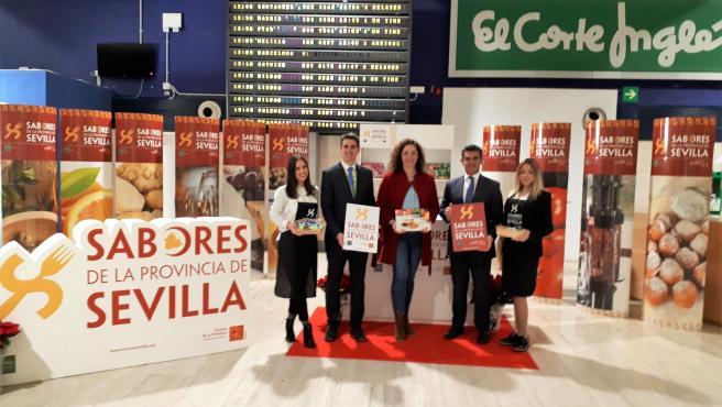 Campaña de la marca Sabores de la Provincia de Sevilla