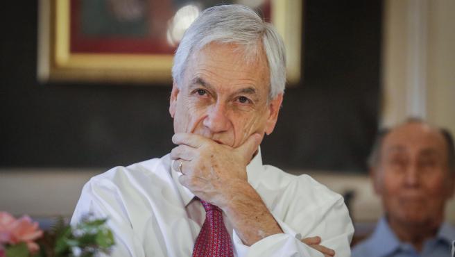 Chile.- El rechazo a Piñera va en aumento en medio de la crisis en Chile