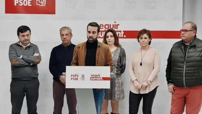 El portaveu socialista d'Hisenda en Els Corts Valencianes i secretari d'Organització del PSPV-PSOE, José Muñoz, ha assegurat, després d'una reunió amb representants de diferents associacions que lluiten per a combatre la ludopatía