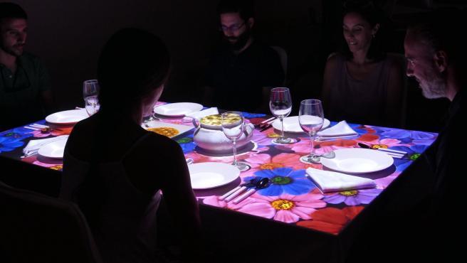 Espectáculo de 'gastro poesía planeado en el Espacio Santa Clara