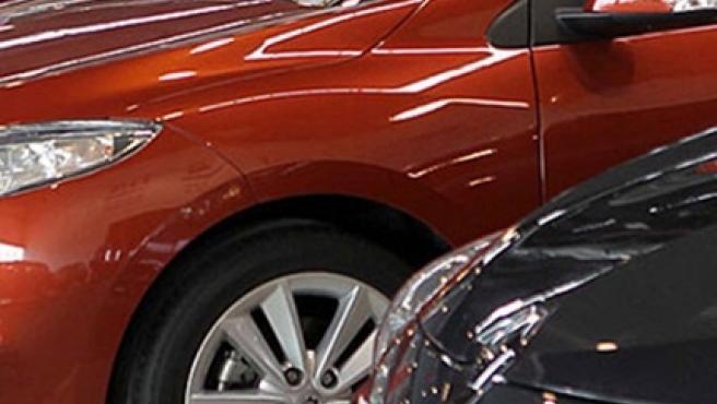 Imagen de vehículos matriculados.