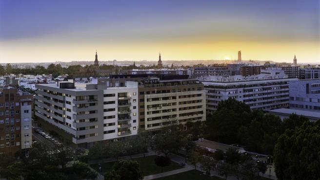 Viviendas en Sevilla