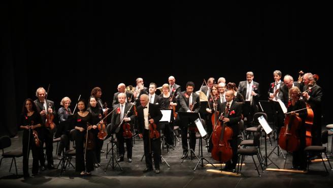 Imagen de la Orquesta Ciudad de Granada