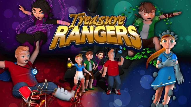'Treasure Rangers' es un videojuego desarrollado en España por Relevo.