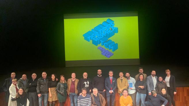 Imagen de la presentación de la nueva programación de los teatros Romea / TCM