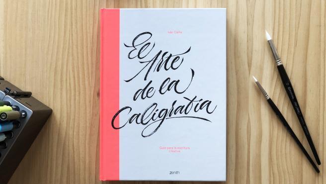 Portada de 'El arte de la caligrafía'