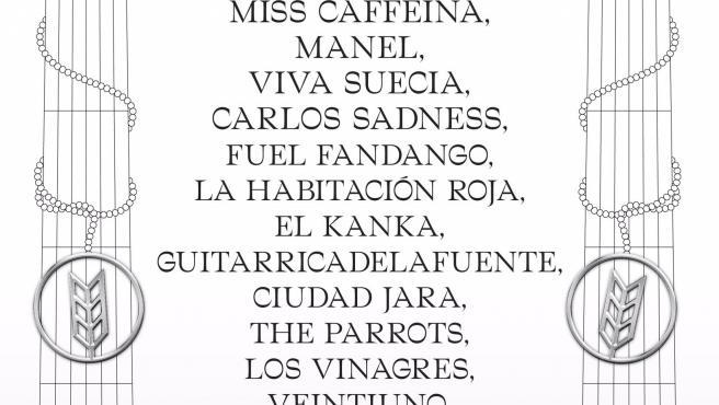 Amaral Miss Caffeina Y El Kanka Entre Los Primeros