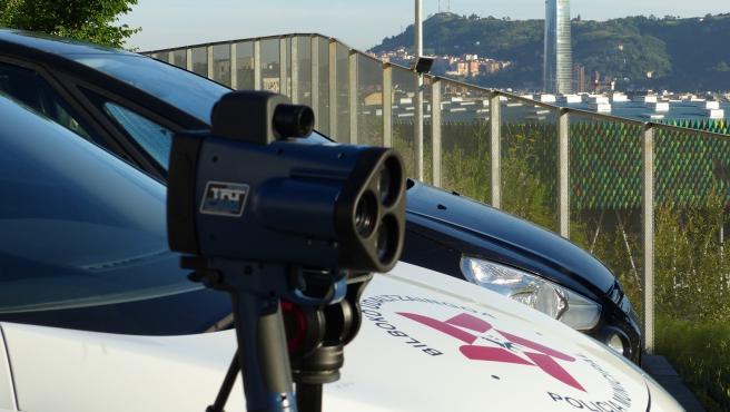Radar de la Policía Municipal