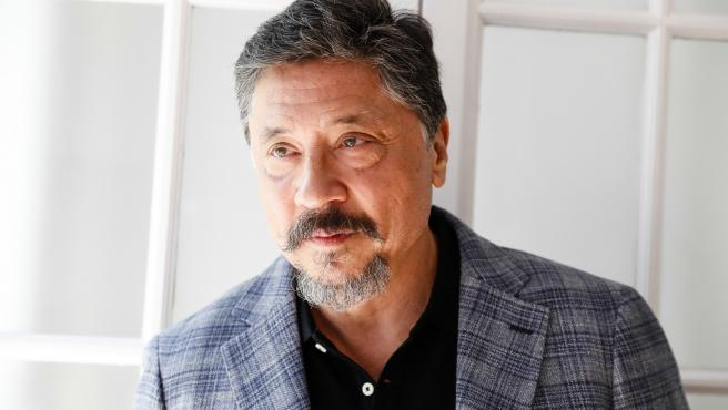 El actor, escritor e historiador Carlos Bardem