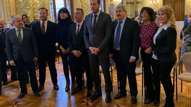 Entrega de premios de los Piñones de Oro 2019.