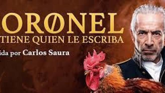 Imanol Arias y Carlos Saura traerán su adaptación de 'El coronel no tiene quién le escriba', de García Márquez, al Bretón de Logroño, en la programación del primer semestre del Teatro Bretón de Logroño.