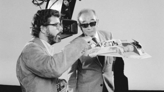 Cartas cinéfalas: Akira Kurosawa a George Lucas sobre 'Star Wars'