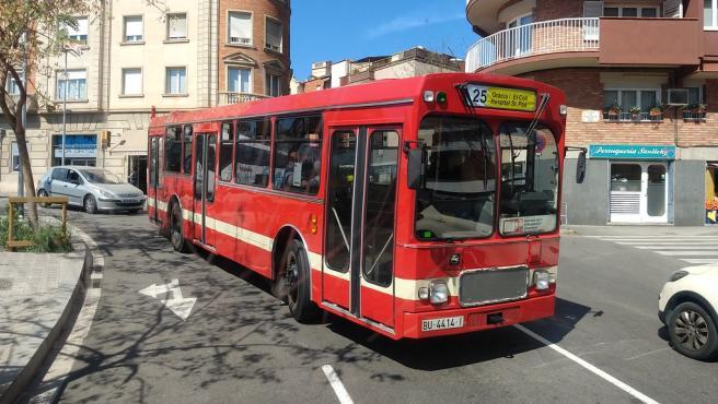 Pegaso 6038 Barcelona