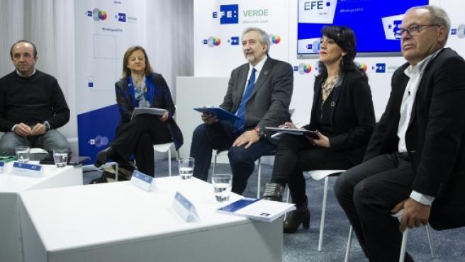La economía circular, a debate en EFEverde.