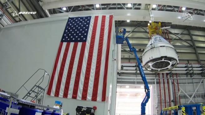 Boeing lanza su primer Starliner hacia la Estación Espacial