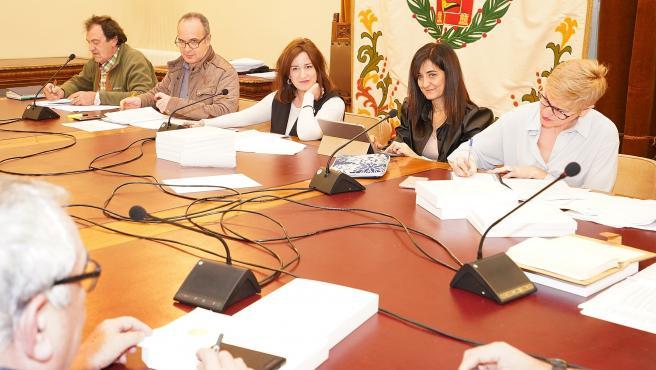 Consejo de Administración de Aquavall.