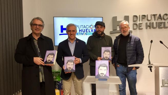 La 'Obra completa' de Abelardo Rodríguez ve la luz gracias a una coedición de Diputación y editorial Niebla.