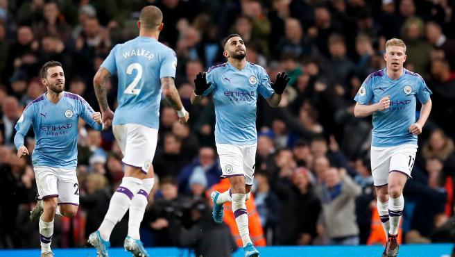 England Premier League - Manchester City vs Leicester City