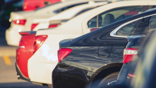 Imagen de un concesionario de coches