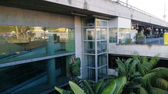 El Aeropuerto de Tenerife Norte estrena dos nuevos ascensores