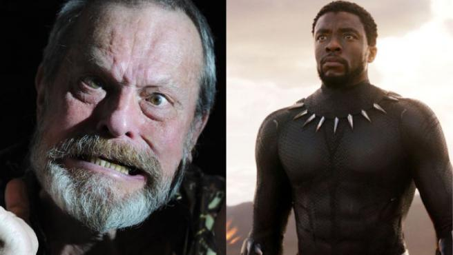 Terry Gilliam odia 'Black Panther'