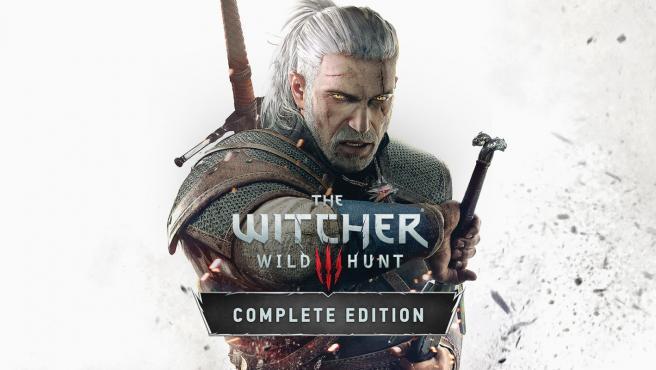 Portada de 'The Witcher 3: Wild Hunt'.