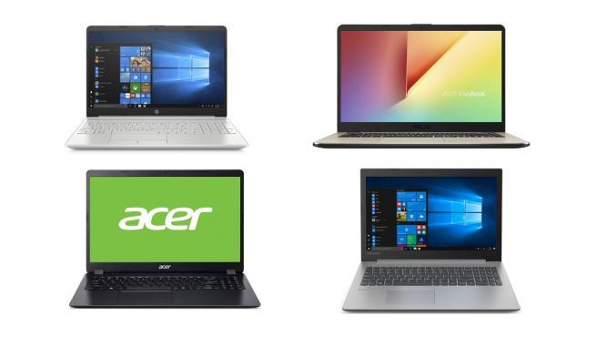 Los mejores ordenadores portátiles por menos de 550 euros, ¡hazte un regalo esta Navidad!