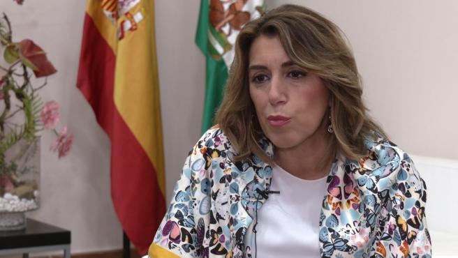 """Díaz: """"Haré lo que quiera el PSOE-A y los andaluces, no el PP-A"""""""