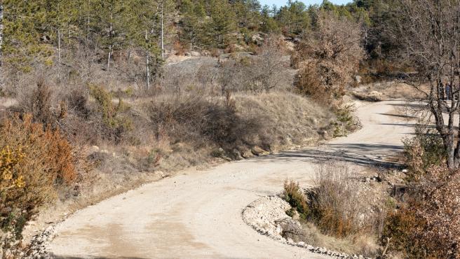Accesos rurales del municipio de Sabiñánigo.