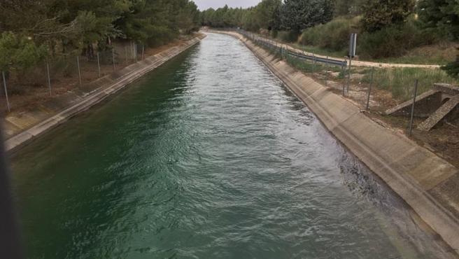Agua del trasvase