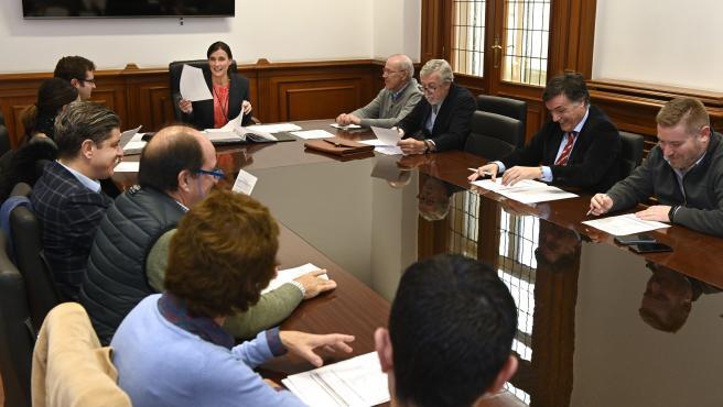 Consejo de Administración de Santurban