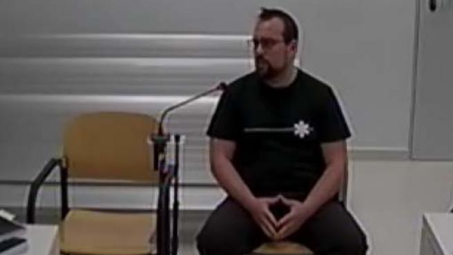 Ferrán Jolis, CDR detenido el 23 de septiembre.