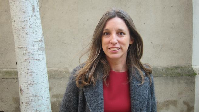 La escritora Llucia Ramis.