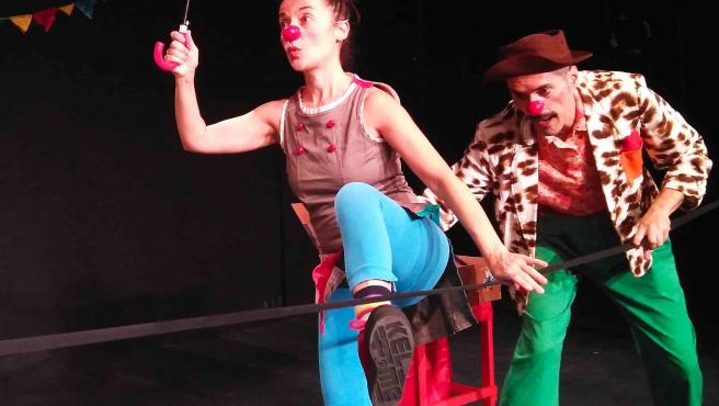 Málaga.- El Teatro Cánovas ofrece una Navidad con dos montajes repletos de humor y payasos