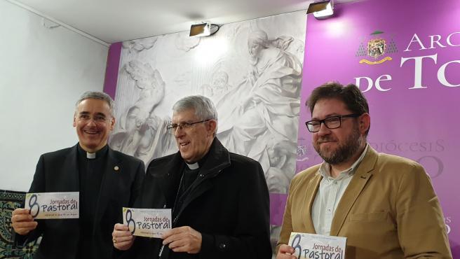 Presentadas Las 8ª Jornadas De Pastoral En La Archidiócesis De Toledo