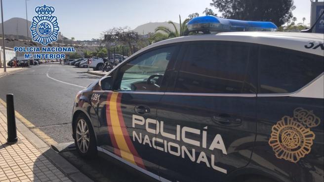 Sucesos.- Detenido tras ser pillado conduciendo un coche robado en el barrio de San José de Las Palmas de Gran Canaria