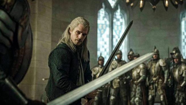 'The Witcher' se convierte en una de las series de Netflix mejor valoradas en IMDb
