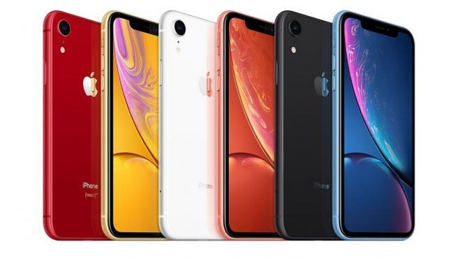 Apple ha logrado posicionar el iPhone XR como el móvil más vendido en 2019
