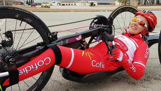 Muere Ione Basterra, emblema del ciclismo adaptado, de manera inesperada a los 25 años