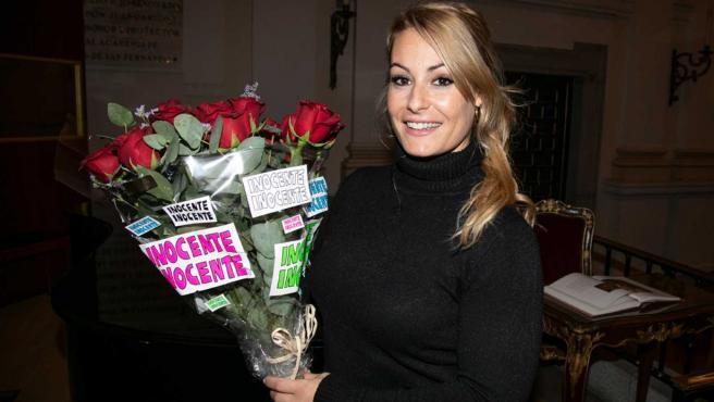 Lydia Valentín, durante el programa 'Inocente, Inocente'