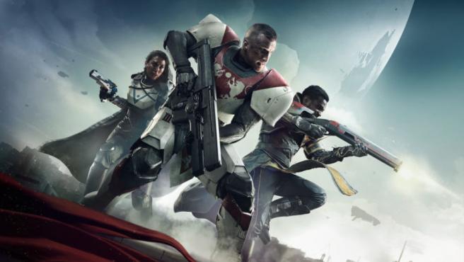Destiny 2 es un videojuego de disparos en primera persona, desarrollado por Bungie.