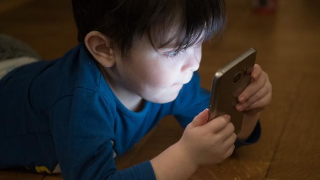 Todos los expertos coinciden en que los niños menores de dos años no deberían estar expuestos a ningún tipo de pantalla.