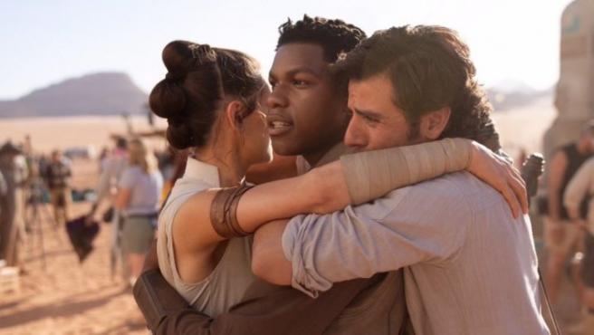 'Star Wars': John Boyega se burla de esta trama de 'El ascenso de Skywalker'