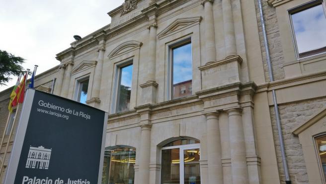 Juzgados Logroño, palacio de Justicia de La Rioja