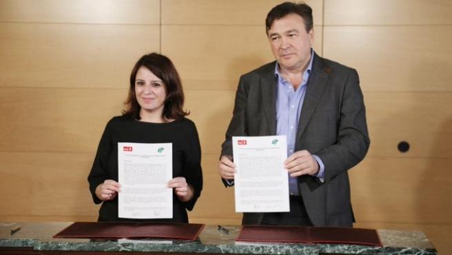Acuerdo de investidura del PSOE y del diputado de Teruel Existe, Tomás Guitarte